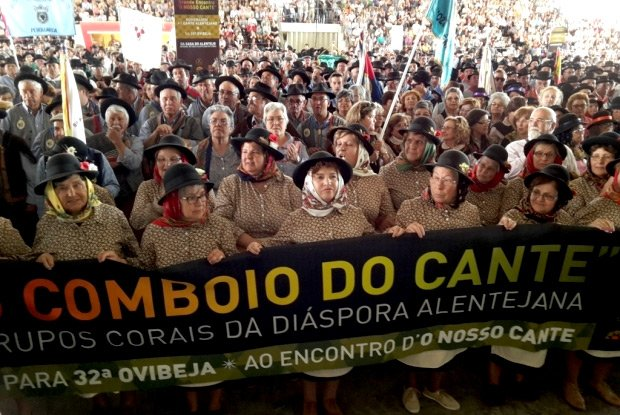 I Grande Encontro do Cante - Ovibeja