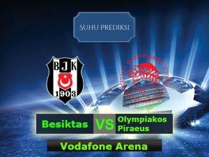 Prediksi Bola Besiktas Vs Olympiakos Piraeus 17 Maret 2017