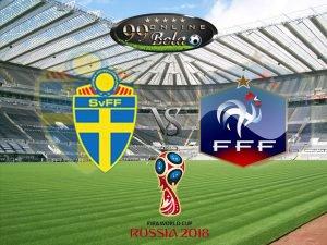 Prediksi Swedia Vs Perancis 10 Juni 2017
