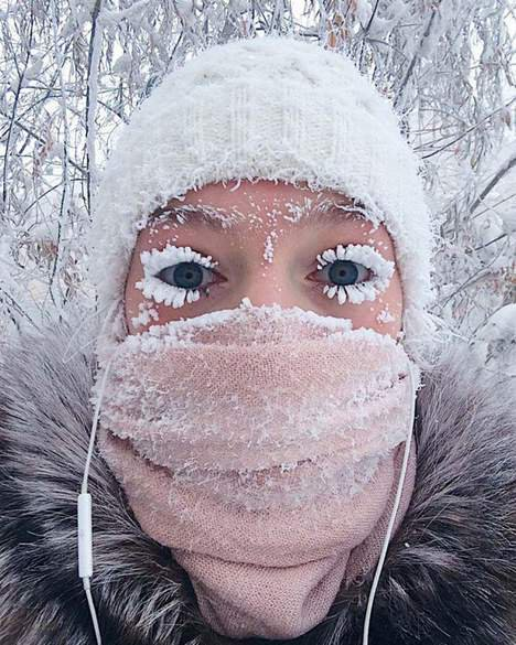Bienvenue dans le village le plus froid du monde: -62°C - 7SUR7.be