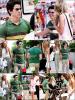28/11/2011 : Nick Jonas et sa petite amie ,...