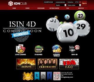 Cara Menang Judi Online: Judi Togel Online ISIN4D IONCASINO Smartphone Tanpa Download