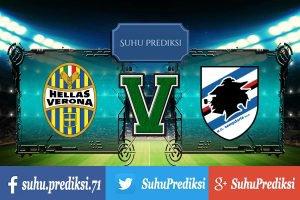 Prediksi Bola Hellas Verona Vs Sampdoria 21 September 2017