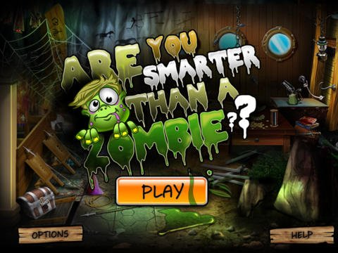 Get Are you smarter than a Zombie? on the App Store. See screenshots and ratings, and read customer reviews.