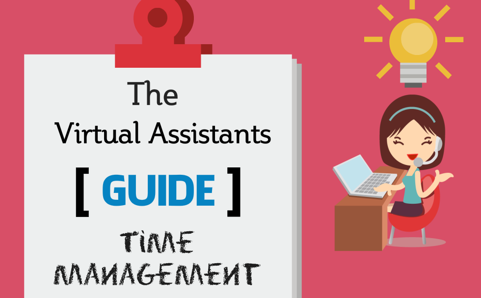 Virtual Assistants Guide : Time Management Tips - Pinoy For Hire