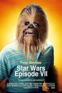Top 6 des affiches du prochain film Star Wars, en version réalisateurs cultes