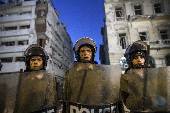 أمن الدولة.. الحزب الحاكم لمصر - ساسة بوست