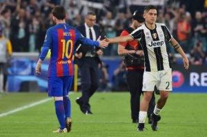 Tepis Rumor Barcelona Dybala Merasa Bahagia Di Juventus
