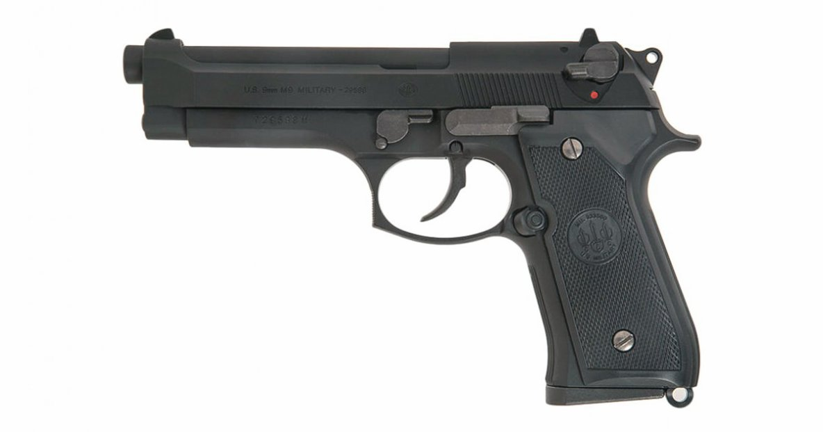 TOKYO MARUI M9 GBB Pistol