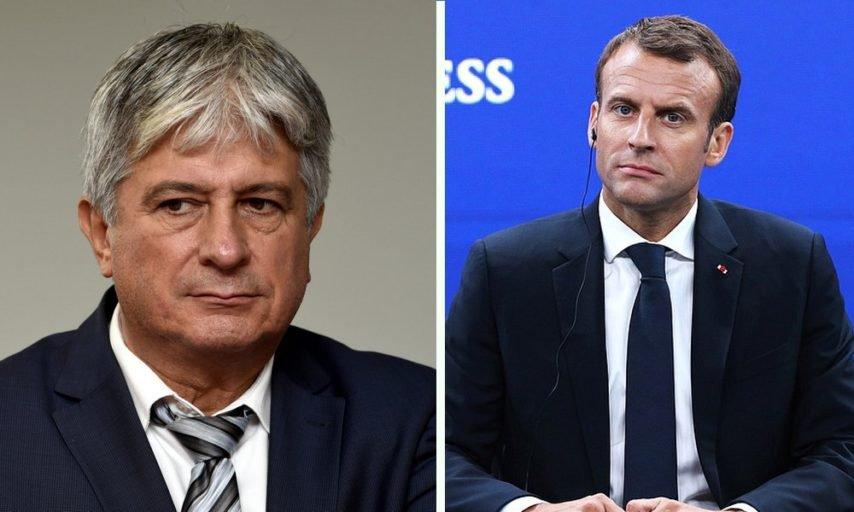 Lettre à Emmanuel Macron : les v½ux du maire de Tomblaine, près de Nancy, font un carton sur Facebook