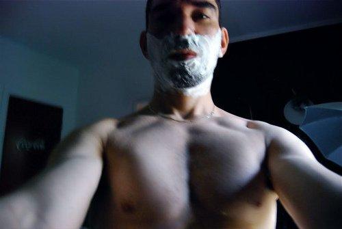 Shaving Day