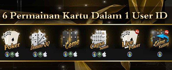 Permainan Ceme Online Uang Asli Rupiah