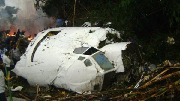 Crash d'un cargo militaire à Kinshasa, aucun survivant - Times.cd