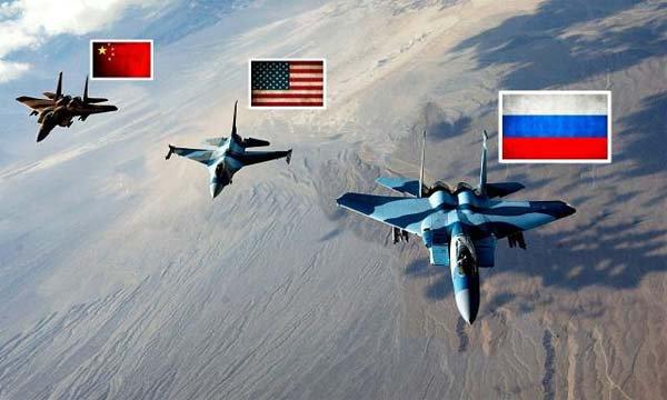 Qui gagnerait la Troisième Guerre Mondiale ? L'Armée US ou la Chine et la Russie ? | Le Nouvel Ordre Mondial