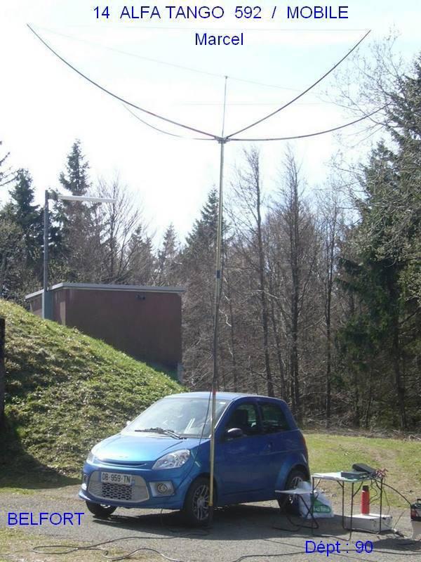 stasion radio de 14 at 592 marcel de belfort