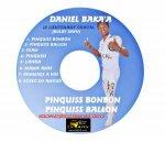 """Ecouter Daniel Baka'a """"Lieutenant Chacal"""" de Retour avec """"Pinguiss Bonbon"""" et """"PinguissBallon"""""""