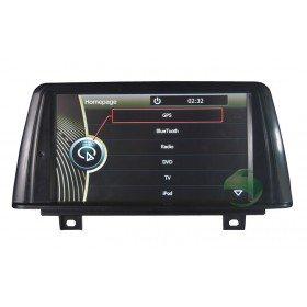 BMW 3 Series F30 GPS navigation mit Radio Bluetooth Ipod
