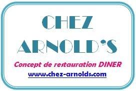 Concept restaurant Diner Américain CHEZ ARNOLD'S - happys days