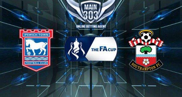 Prediksi Ipswich Town vs Southampton 15 Januari 2015 FA Cup