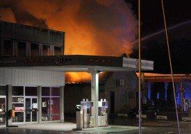 Verviers: ils attaquent une station-service en pleine nuit avant d'y mettre le feu !