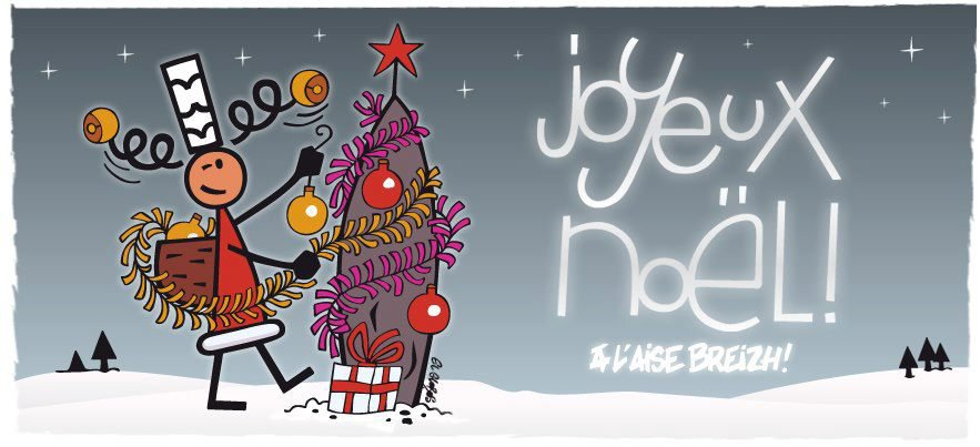 Joyeux noel à tous ! - Merry Christmas to all!