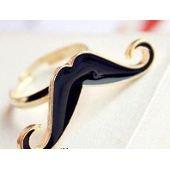Bague moustache