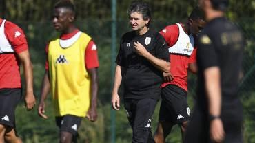 Thierry Verjans entraineur-adjoint de Jankovic au Standard