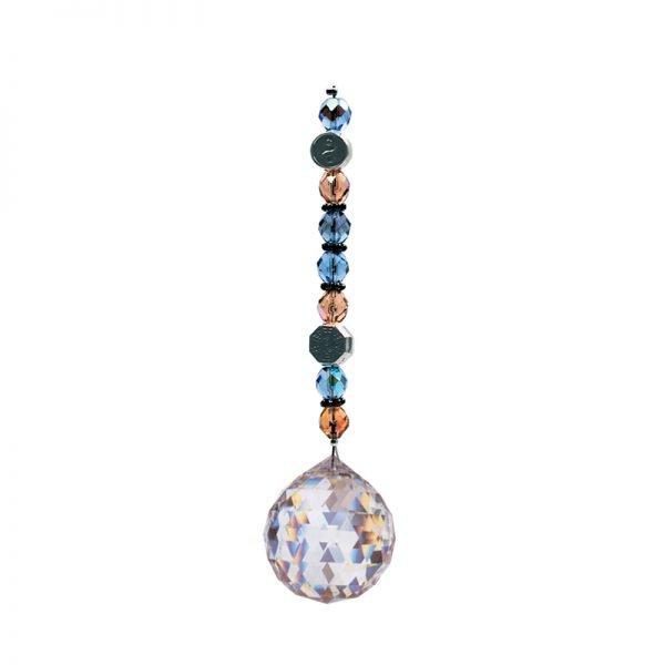 Feng Shui Yin Yang - Magie des Bijoux - Cristal solaire