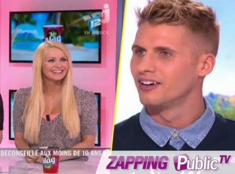 Zapping PublicTV n°626 : Mag NRJ12 : Tatiana Laurens remplace Benoît !