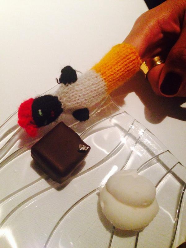Twitter / Oshima__Yuko : 指人形(OvO) 才加にお土産✨ http://t.co/C ...