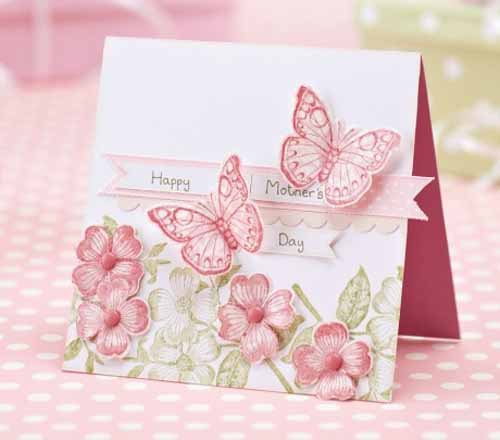 Homemade Mother's Day Cards Ideas