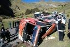 Pérou: au moins 15 morts dans la chute d'un car dans un ravin - RTBF Monde
