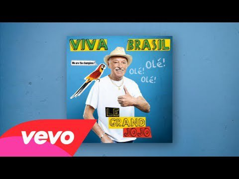 Et c'est reparti avec Grand Jojo - 'Viva Brasil' !