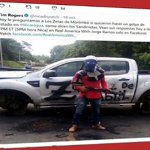 La oposición paramilitar nicaragüense `Los Zetas´ y las fechas para el golpe de estado programadas | Opinion | teleSUR