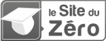 Le Site du Zéro, site communautaire de tutoriels gratuits pour débutants : programmation, création de sites Web, Linux...