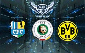 Prediksi Chemnitzer FC vs Borussia Dortmund 9 Agustus 2015