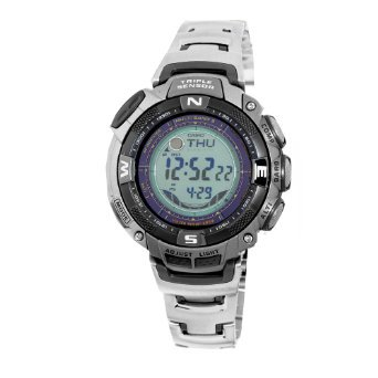 Casio Men's PAW1500T-7V Pathfinder Multi-Band Solar Atomic Ultimate Watch | The Best Items