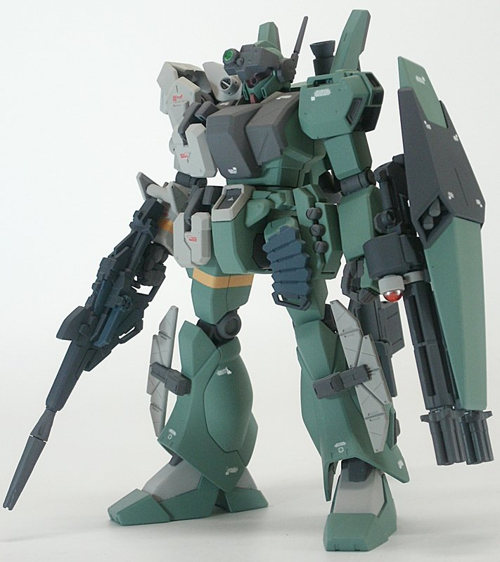 Gundam Gunpla - HGUC 1/144 Jegan with Beam Magnum