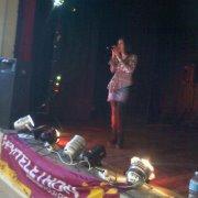 Chanteuse interprète