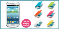 Aidez Ema12  gagner 1 Smartphone Galaxy SIII Mini blanc et tui coloris au choix sur Weetix !