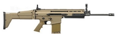 FN SCAR 17S – 7.62Nato/.308WIN | Hunting and Defense