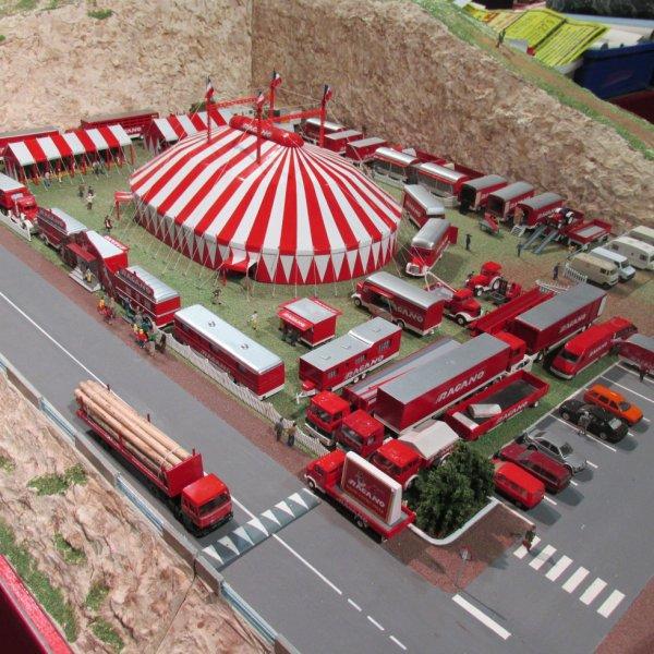 salon de la maquette 2016 cirque megano