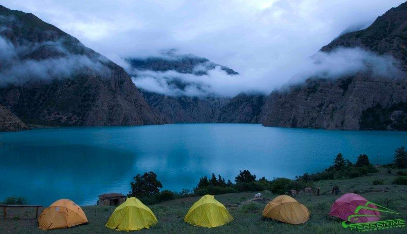 Upper Dolpo Trek, Upper Dolpo Region, Trekking route & itinerary