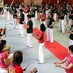 Capoeira Rentrée Scolaire 2013 - Photos des enfants et adultes de l'ecole Vamos Capoera Paris