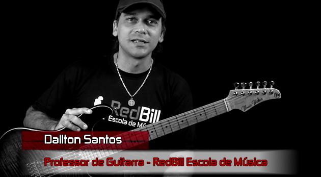 Dallton Santos - guitarist I Official Website: Dicas de Guitarra - Palhetada Híbrida