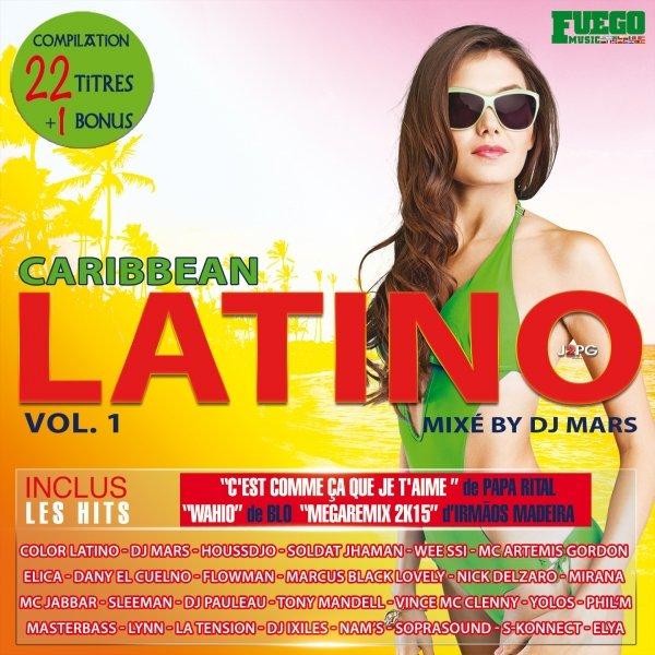 Caribbean Latino, Vol. 1