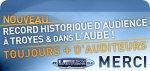 RADIO LATITUDE – LA VRAIE RADIO AUBOISE ! 1ere RADIO REGIONALE A TROYES & DANS L'AUBE ! DANCEFLOOR MUSIC ! 95.8 FM TROYES ROMILLY SEZANNE !