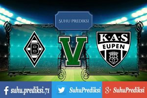 Prediksi Bola Borussia Mgladbach Vs AS Eupen 13 Juli 2017