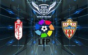 Prediksi Granada vs Almeria 24 November 2014 Primera Division