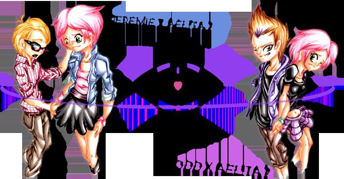 Dossiers > Possibilité d'amour entre Odd et Aelita • Code Lyoko - CodeLyoko.Fr